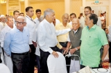 PM's Thank You lunch for old Biyagama loyalists
