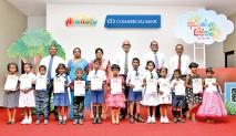 'Arunalu' Art Competition Winners