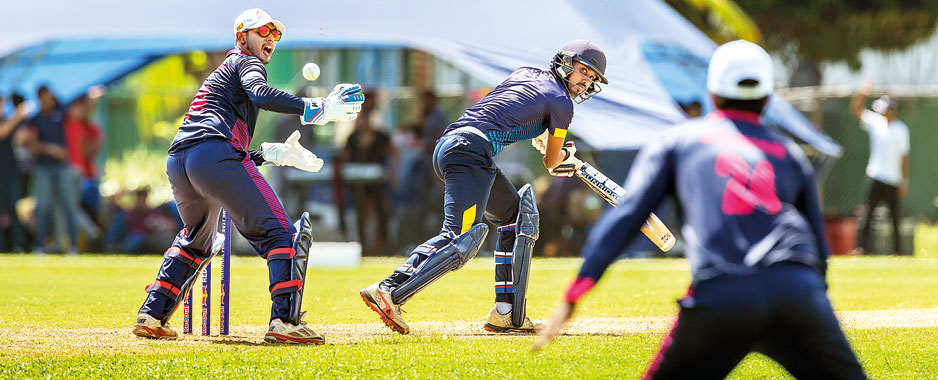 BMS retains Red Bull Campus Cricket title