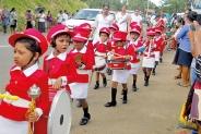 Annual perahera of Walasmulla Pre-school