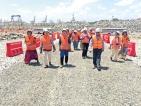 State agencies review Port City progress