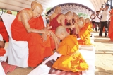 Buddhist heritage and interference by lay authorities