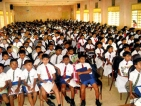 Jaya Sanka Scholarships by SP Education Minister