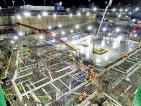 Major cement mix  use creates history  in Sri Lankan construction industry