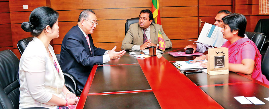 UNESCO in discussion to promote Sri Lanka's Education system