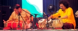 Unforgettable evening of Indian fusion with Bickram Ghosh and ensemble