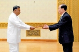 Lanka gets tougher with NK; relations have been rocky since the 1970s