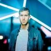 Calvin Harris makes his way up the UK singles chart