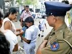 Grade 5 Scholarship candidates under Police surveillance
