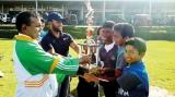 Lyceum IS and Our Ladies play friendly cricket in Nuwara Eliya