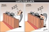 Laps for Laps