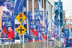 Unlike 2015, President's pics all over Colombo