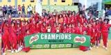 HFC Kurunegala wins overall title