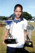 Ridma, the top athlete from South