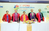 Landmark IPCRG Conference held in Colombo