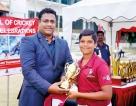 Tendulkar strikes at 19th Inter-House Championship of CCC School of Cricket