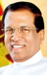 Come or go Chicago, Sirisena vows to see through his first presidential term
