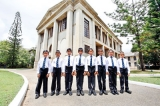S. Thomas' College  celebrates 100 years at Mount Lavinia with song