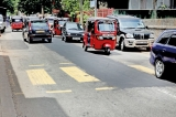 Motorists' ups and downs on 'cratered' roads