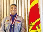 For the first time, a Sri Lankan  elected to World Scout Committee