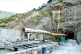 Fresh crisis at Uma Oya: Grout cement flowing into Kirindi Oya