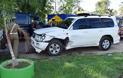 Karu Accident News Pix 04 in sri lankan news