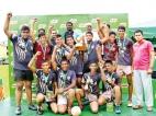 S. de S. Jayasinghe College, Dehiwala emerge Cup Champions in Kurunegala