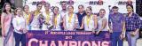 NTB Queens of 'B' Division Mercantile League Basketball