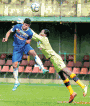 Upcountry Lions and Navy win at Football