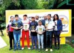Vinod, Dhuwarshan, Nirekh, Dharaniyan take top honours