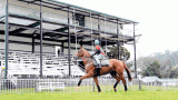 The Inaugural Cross Country Horse Riding Competition at Digana