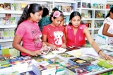 Colombo International Book Fair 2017 at the BMICH