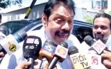 Mister Mahinda, so sorry to say, your sil slip is showing all the way