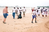 World Tourism Day with Beach cleanup by Schoolchildren
