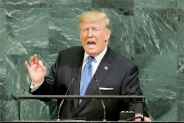 Trump's foreign policy:  A reawakening of nations