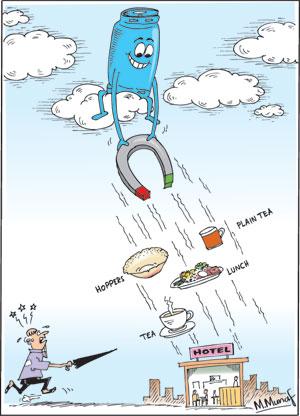 Pol corr cartoon3 in sri lankan news