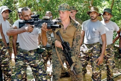 Despite resolution, US-Lanka joint exercises continue