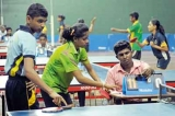 Table Tennis Levels II and III coaching programmes