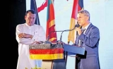 Celebrating Germany's unity day and Lankan ties