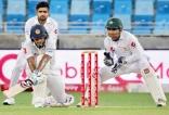 Karunaratne (196)  brightens Lankan prospects