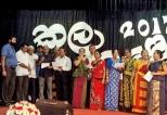 KMC honours artistes at arts festival