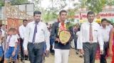 Hiran Priyankara Jayasinghe  undisputed Cycling Champ