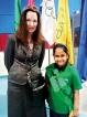 Aathika Hazmer, the first Sri Lankan House Captain of Gems Westminster School in Sharjah, UAE