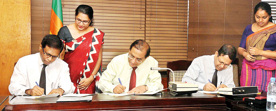 Agreement on Indo-Lanka joint Research in Science & Technology