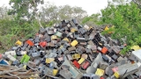 23 arrested for illicit extraction of lead from batteries