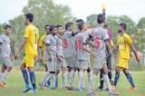 Sri Lanka Football languishing without Technical quality!