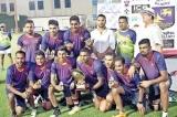 Trinity roar to regain Lanka Lions Rugby Sevens title in UAE