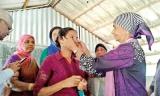 YWMA  holds Eye camp in Welamboda