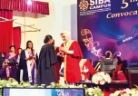 Indian High Commissioner launches new degree course at Buddhist  academy convocation in Kandy