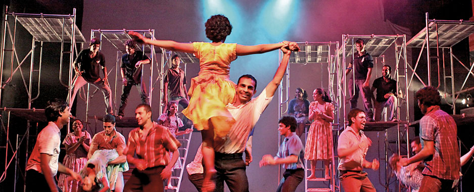 Revisiting university with 'Rag-the Musical'